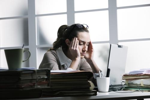 工作中的心理健康